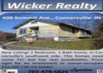 Foreclosure Auction in Connersville 47331 SUMMIT AVE - Property ID: 1688194582