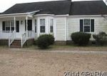 Foreclosed Home in Greenville 27834 DUCE DR - Property ID: 1976361769
