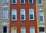 Foreclosed Home in Baltimore 21213 E PRESTON ST - Property ID: 2359280231