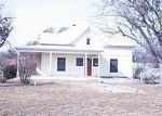 Foreclosed Home in Gustine 76455 N SPEED ST - Property ID: 2436589664