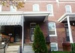 Foreclosed Home in Baltimore 21218 MELVILLE AVE - Property ID: 2535257306