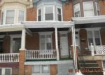 Foreclosed Home in Baltimore 21223 EDMONDSON AVE - Property ID: 2876417148