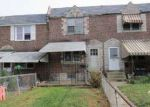 Foreclosed Home in Clifton Heights 19018 CAMBRIDGE RD - Property ID: 2891119507
