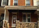 Foreclosed Home in Baltimore 21218 AISQUITH ST - Property ID: 2956952699