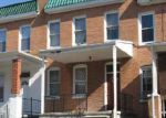 Foreclosed Home in Baltimore 21212 IVANHOE AVE - Property ID: 3002100362