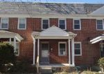 Foreclosed Home in Baltimore 21229 FREDERICK AVE - Property ID: 3039834900
