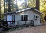 Foreclosed Home in Boulder Creek 95006 BRIER DR - Property ID: 3047445117