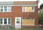 Foreclosed Home in Baltimore 21230 MARBOURNE AVE - Property ID: 3120789120