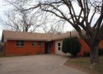 Foreclosed Home in Abilene 79605 HARWOOD ST - Property ID: 3120908253