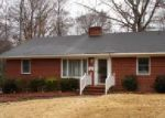 Foreclosed Home in Williamston 27892 WOODLAWN DR - Property ID: 3164670174