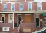 Foreclosed Home in Baltimore 21205 N ELLWOOD AVE - Property ID: 3197429318
