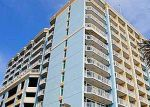 Foreclosed Home in Myrtle Beach 29577 S OCEAN BLVD - Property ID: 3197856794