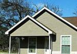 Foreclosed Home in Cleburne 76031 BARBER AVE - Property ID: 3199518455