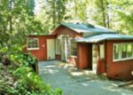 Foreclosed Home in Boulder Creek 95006 KNOB HILL DR - Property ID: 3200665509