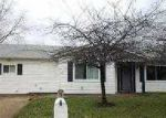 Foreclosed Home in Fortville 46040 HOLIDAY DR - Property ID: 3207081842
