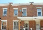 Foreclosed Home in Baltimore 21205 N BOULDIN ST - Property ID: 3234083366