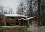 Foreclosed Home in Vassar 48768 SCENIC RD - Property ID: 3234379885