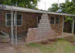 Foreclosed Home in Tecumseh 74873 E WALNUT ST - Property ID: 3254737789