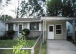 Foreclosed Home in Greenfield 46140 W SIXTH ST - Property ID: 3272937348