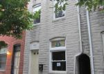 Foreclosed Home in Baltimore 21231 BANK ST - Property ID: 3273811546
