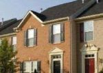 Foreclosed Home in Frederick 21702 COUNTRY RUN WAY - Property ID: 3275266947