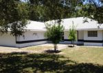 Foreclosed Home in Homosassa 34446 S MARSHA TER - Property ID: 3312437347