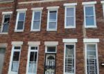 Foreclosed Home in Baltimore 21216 HARLEM AVE - Property ID: 3316136932