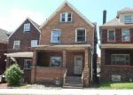 Foreclosed Home in Braddock 15104 KENMAWR AVE - Property ID: 3317435512