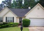Foreclosed Home in Lawrenceville 30043 HILLARY CT - Property ID: 3318627684