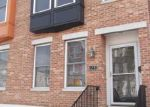 Foreclosed Home in Baltimore 21213 N CAROLINE ST - Property ID: 3321167936