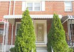 Foreclosed Home in Baltimore 21215 UHLER AVE - Property ID: 3356075778