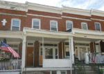 Foreclosed Home in Baltimore 21218 BELGIAN AVE - Property ID: 3368368830