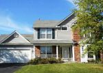 Foreclosed Home in Oswego 60543 CHURCHILL LN - Property ID: 3421858591