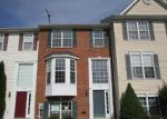 Foreclosed Home in Frederick 21702 CROSSING STONE CT - Property ID: 3422138449
