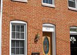 Foreclosed Home in Baltimore 21231 S MADEIRA ST - Property ID: 3424562190