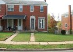 Foreclosed Home in Baltimore 21212 MARLAU DR - Property ID: 3427165517