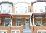 Foreclosed Home in Baltimore 21218 1/2 THE ALAMEDA - Property ID: 3430712670