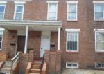Foreclosed Home in Baltimore 21224 N BOULDIN ST - Property ID: 3437640543