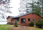 Foreclosed Home in Couderay 54828 W BLUEBERRY AVE - Property ID: 3437689147
