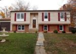 Foreclosed Home in Laurel 20708 GOLDEN OAK DR - Property ID: 3439309214