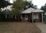 Foreclosed Home in Oklahoma City 73109 S OLIE AVE - Property ID: 3454209536