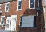 Foreclosed Home in Chester 19013 MADISON ST - Property ID: 3464158555