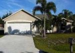 Foreclosed Home in Port Saint Lucie 34953 SW CLOVERLEAF ST - Property ID: 3468817274