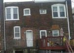 Foreclosed Home in Chester 19013 PENN ST - Property ID: 3476835716