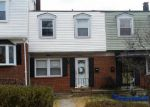 Foreclosed Home in Baltimore 21206 DAYWALT AVE - Property ID: 3494590743