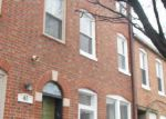 Foreclosed Home in Baltimore 21201 S POPPLETON ST - Property ID: 3494623138