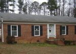 Foreclosed Home in Oxford 27565 HIGHT RD - Property ID: 3500713169