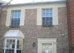 Foreclosed Home in Catonsville 21228 SIX NOTCHES CT - Property ID: 3507054606