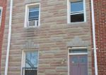 Foreclosed Home in Baltimore 21201 CALLENDER ST - Property ID: 3527565802