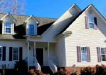 Foreclosed Home in Clayton 27527 WINDGATE DR - Property ID: 3543388484